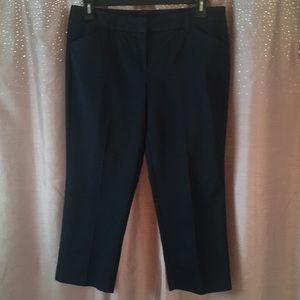 New York and Company Stretch Chino Sz 12